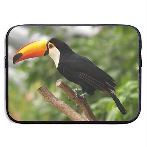 CHJOO Laptop Sleeve Bag Cute Toucan 13/15 Inch Briefcase Sle