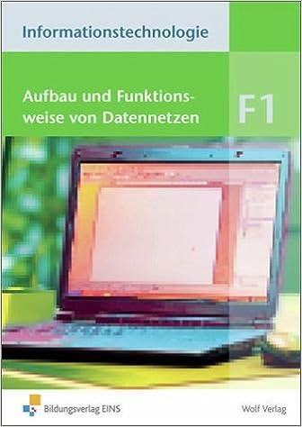 Informationstechnologie – Modul F1