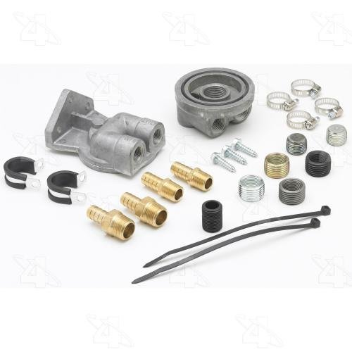 Hayden Automotive 291 Remote Mount Filter Kit (Remote Oil Filter Kit)