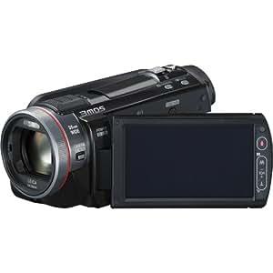 Panasonic HDC-HS900K 3 MOS 220GB HDD 3D Compatible Camcorder (Black)