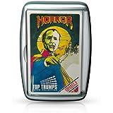 Top Trumps Horror 1 Retro Card Game