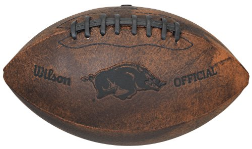 acks Vintage Throwback Football, 9-Inches ()