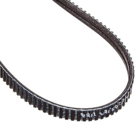 "Gates 3M500 Polyflex Belt 1//8/"" Top Width 3M Section 19.69/"" Length"