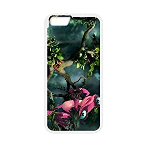 Rio iPhone 6 Plus 5.5 Inch Cell Phone Case White uefu