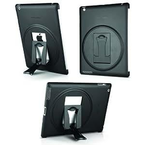 Zerochroma Vario-SC - Carcasa para iPad 2, color negro