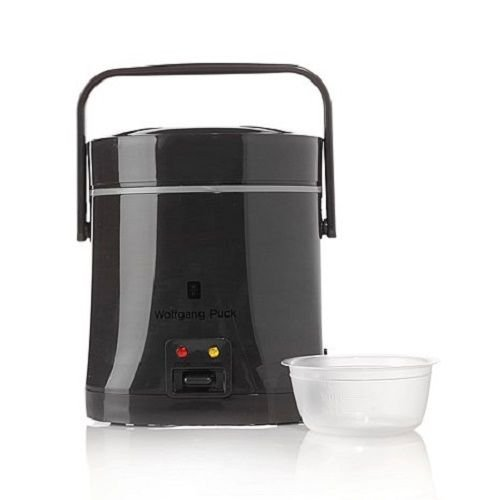 Wolfgang Puck Portable Rice Cooker 1.5 Cup Dry 3 Cup Cooked