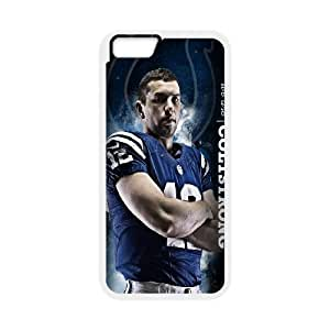 """High Quality Phone Case For Apple Iphone 6,4.7"""" screen Cases -Andre-case NFL cell phone case covers Indianapolis Colts Andrew Luck -LiuWeiTing Store Case 6"""