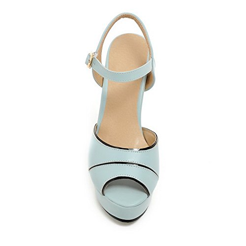35 blue Blu Eu Donna Slc04023 Ballerine Adeesu 8vqR7fx