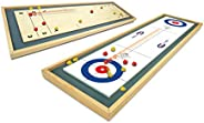 Merchant Ambassador Team Shuster Gold Medal Tabletop Curling