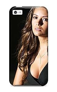 Iphone 5c Carla Ossa Closeup Print High Quality Tpu Gel Frame Case Cover wangjiang maoyi