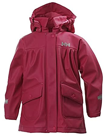 Helly Hansen Kids Maren Rain Jacket B01ET3JLPS-p