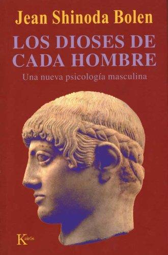 Amazon los dioses de cada hombre una nueva psicologia los dioses de cada hombre una nueva psicologia masculina spanish edition by fandeluxe Images