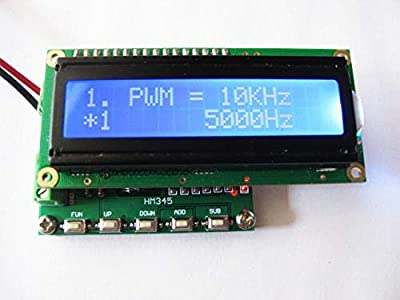 Utini DDS New Square Wave Pulse Signal Generator Signal Source Frequency Range 1KHz~68MHz