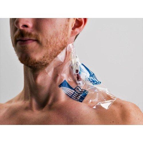 Shower Shield Catheter Water Barrier 7in. X 7in. Week Pack