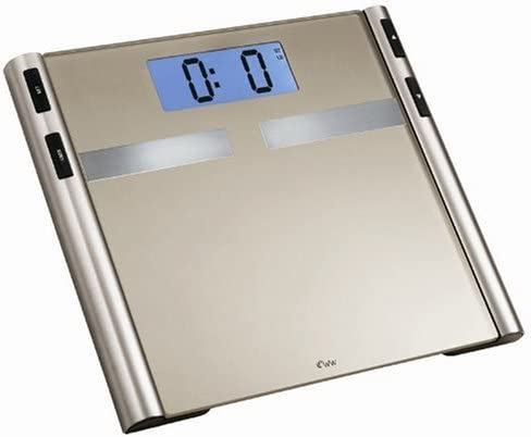 Weight Watchers 8988u Easy Read Glass Precision Body Analyser Scale Amazon Co Uk Health Personal Care