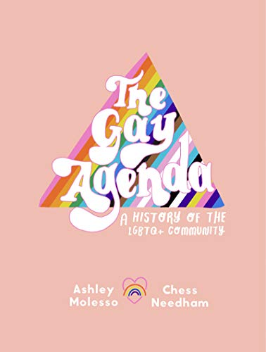 Amazon.com: The Gay Agenda: A History of the LGBTQ+ ...