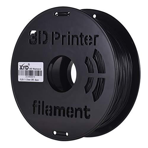 Shi-y-m-3d, 1KG / Spool 1.75mm Flexible Material de impresión de ...