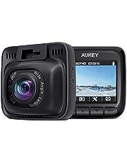 Sconti dal -20% su AUKEY Dash Cam FHD 1080P Telecamera per Auto