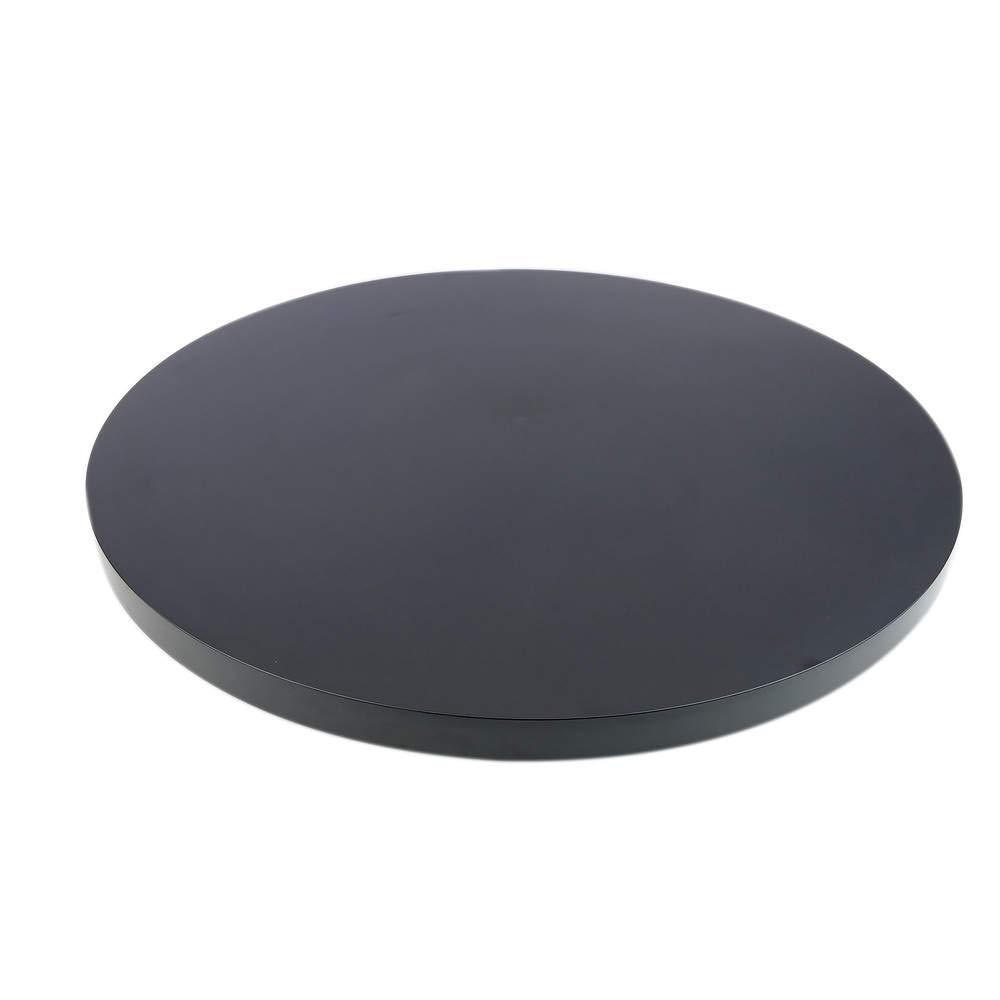 Base girevole elettrica 60 cm nero Cablematic.com PN18071409391122637