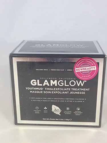 Glamglow Tingling & Exfoliating Mud Mask - 50ml/1.7oz [Health and Beauty]