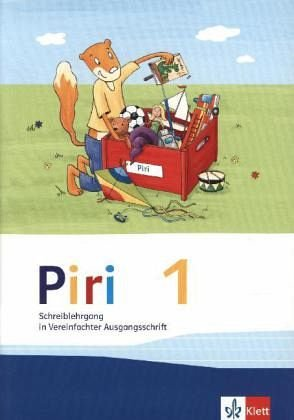 Piri Fibel / Schreiblehrgang in Vereinfachter Ausgangsschrift