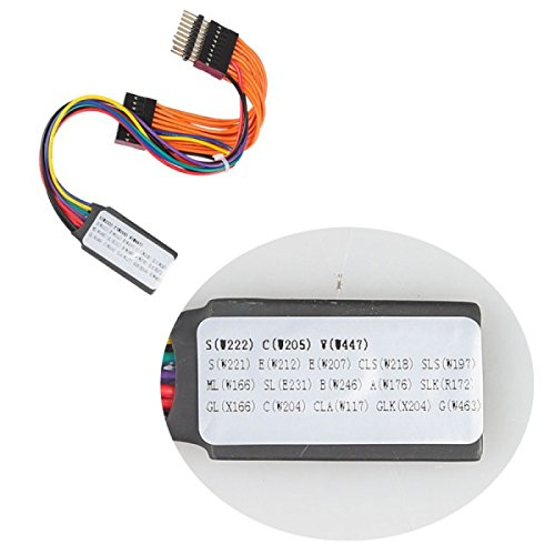 ECU Professional MB CAN Filter 18 in 1 support SLS (W197