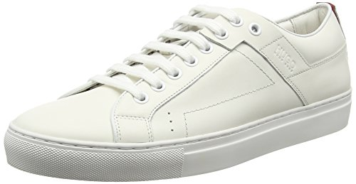 Hugo Herren Futurism_tenn_lt 10191225 01 Weiß Low-top (bianco 100)