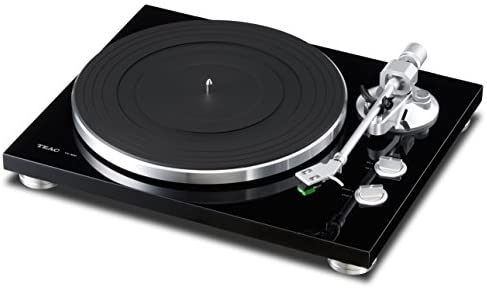 Teac TN-300 Tocadiscos analógico con Integrado Phono ...