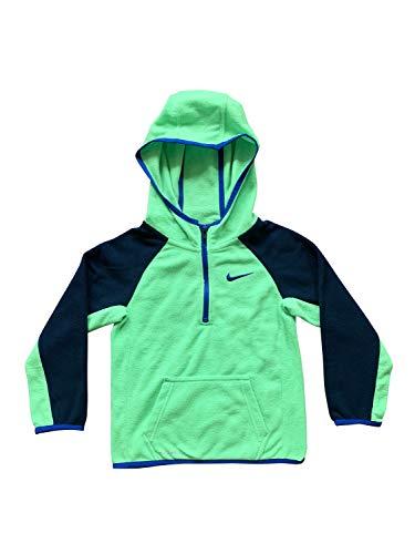Seattle Seahawks Youth Fleece Zip Jacket Boys (4, Green Strike)