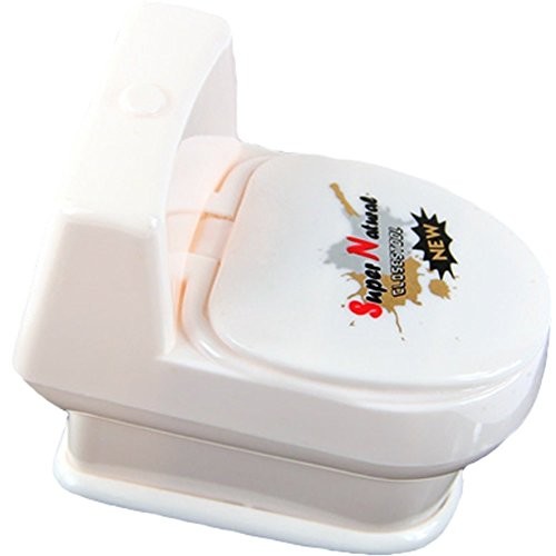 VWH Kreatives Spielzeug Tricky Lustige Spray Toilette Spielzeug für Narr Urlaub