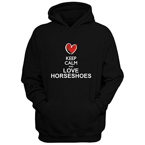 Athletic Style Horseshoe - 1