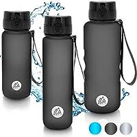 MNT10 Trinkflasche Sport I Auslaufsichere Sporttrinkflasche aus Tritan I Die perfekte Flasche für Sport, Fitness, Gym,...