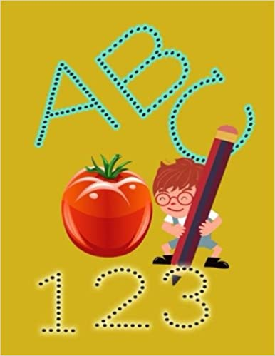 Ebooks Handwriting Practice Preschool: Learn Letters Of The Alphabet Kindergarten And Kids Ages 3-5 Reading And Writing Handwriting Abc-123 Book Descargar PDF