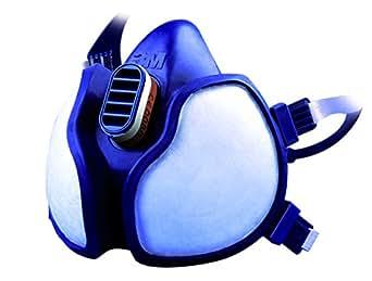 3M 4251C - Mascarilla respiradora para pintura en spray/braniz