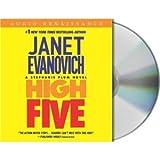 High Five (Stephanie Plum, No. 5) [Abridged][Audiobook][CD] (Audio CD)