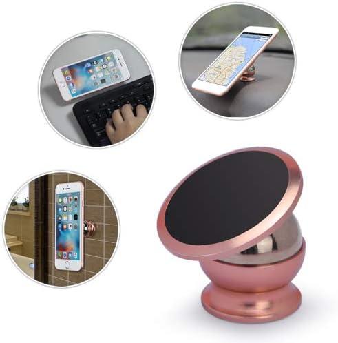 Soporte magnético de 360 Grados para Smartphone LG G8 ThinQ, Q9 ...