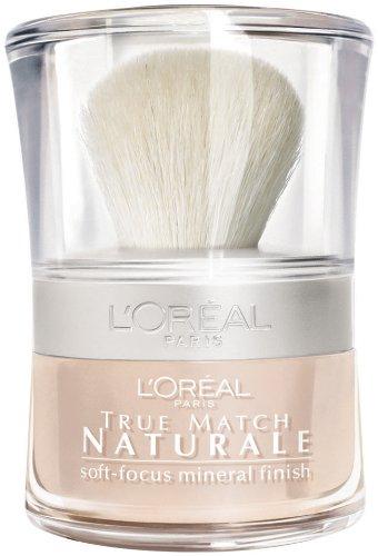 L'Oréal True Match Naturale Paris finale minérale Soft-focus, translucide, 0,15 once