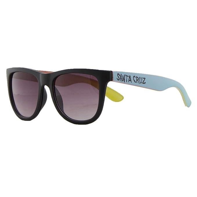 Santa Cruz Gafas De Sol Fade Hand Negro-Azul (Default, Negro ...