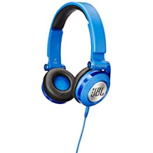 JBL Synchros E30, On-Ear Headphones with Legendary Sound, a Superior Fit and Advanced Styling, Blue