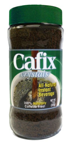 Cafix Crystal - Coffee Substitute, 7 Ounce -- 12 per case. by Cafix