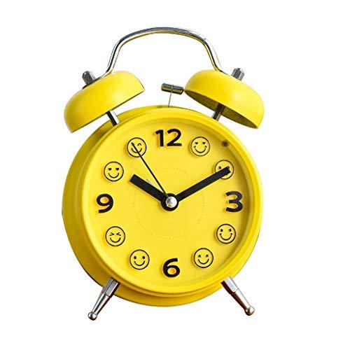 Despertador Elegante Lado Sencillo Minimalista Lazy Súper ...