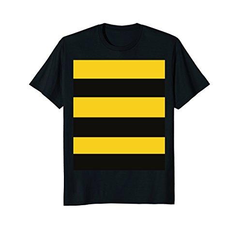 Bumble Bee T Shirt Costume Bumblebee Honey Bee -