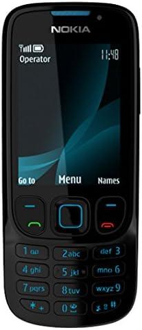 Nokia 6303 Classic Steel Kamera mit 3,2 MP, MP3, Bluetooth Handy