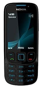 "Nokia 6303i Classic - Móvil libre (pantalla de 2,2"" 320 x 240, cámara 3.2 MP, 2 GB de capacidad) color negro [importado de Alemania]"