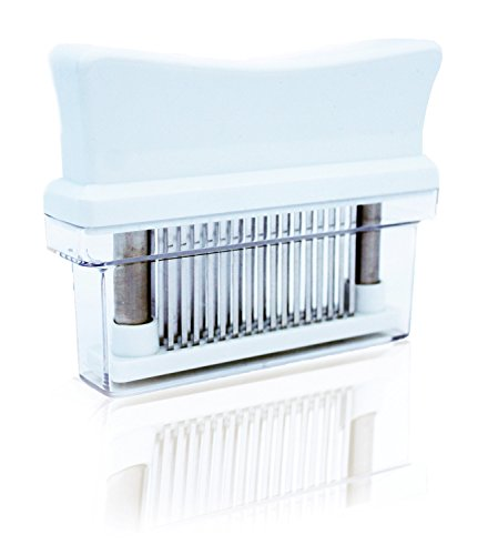 Pork Filet Mignon - Clearance BBQ Fajita Meat Tenderizer with 48 Stainless Steel Blades