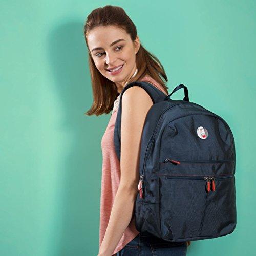 Caramel Koko Large Cristina Girl® Collection Nylon Backpack 75SnYwqI