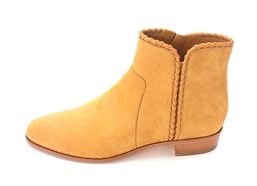 Cole Haan Kvinder Ch1869 Lukket Tå Mode Støvler Kamel 1A9YHO