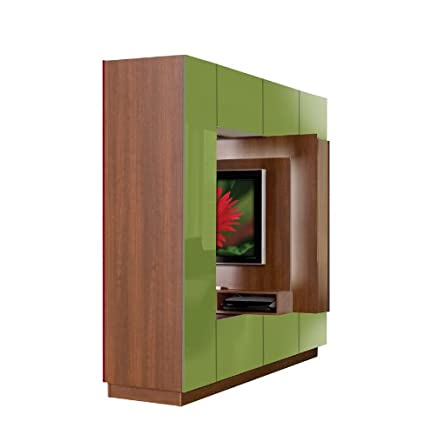 Amazoncom Bronson Room Divider Wall Unit Room Divider Kitchen