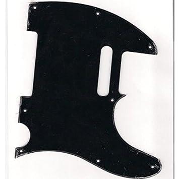 Janika Golpeador para guitarra Telecaster Golpeador negro B: Amazon.es: Instrumentos musicales