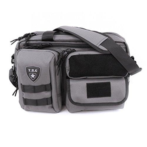 Tactical Baby Gear Deuce 2 0 Tactical Diaper Bag  Grey